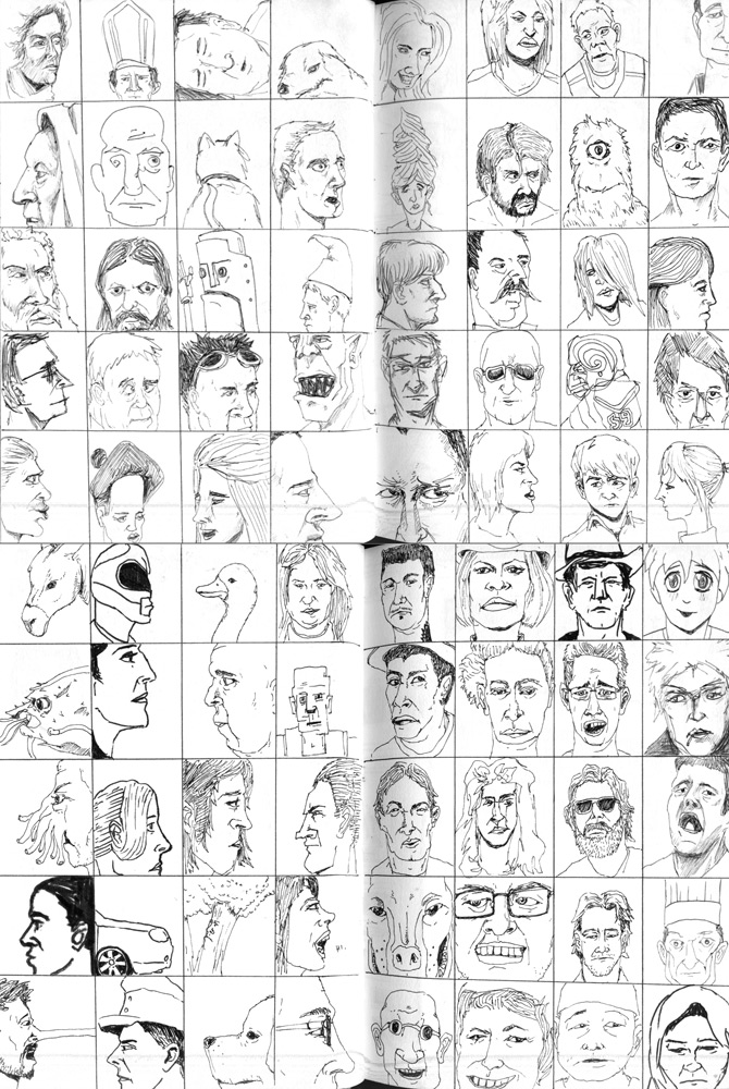 many_faces